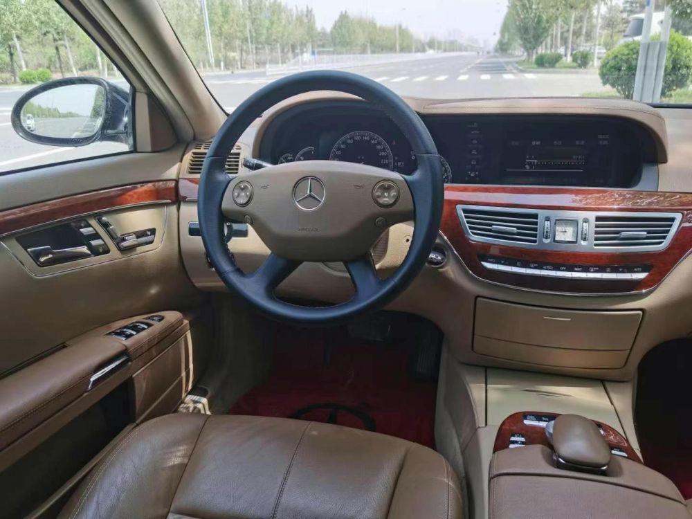 准09年奔驰S300奔驰S级(进口)