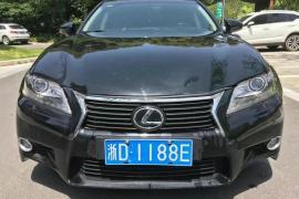 雷克萨斯GS(进口) 2012款 雷克萨斯GS(进口) 250 豪华版抵押车