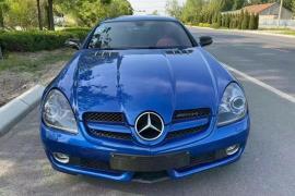 奔驰SLK级(进口) 2011款 奔驰SLK级(进口) SLK200 时尚型抵押车