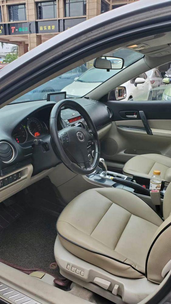 马自达M6马自达 马自达6 2006款 马自达6 2.3L 自动 旗舰型