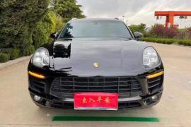 保时捷Macan(进口) 2014款 保时捷Macan(进口) S 3.0T 抵押车
