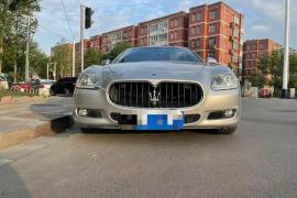 玛莎拉蒂总裁(进口) 2010款 玛莎拉蒂总裁(进口) 4.2L 精英版抵押车