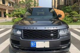 14年新款路虎揽胜行政版3.0T汽油高配抵押车