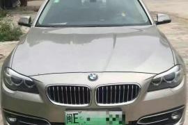 15年宝马530Le,2.0T油电混合宝马5系抵押车