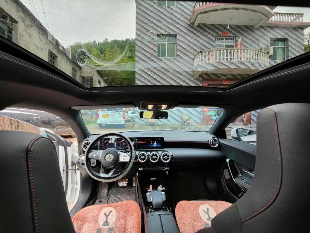 20年奔驰ClA200轿跑高配奔驰CLA级(进口)