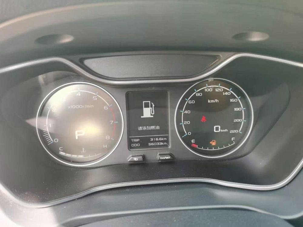 准18年吉利远景X6吉利 远景X6[远景SUV]