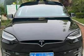 17年原装进口特斯拉Model XTESLA Model X(进口)抵押车