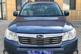 08年斯巴鲁森林人,2.0XS自动豪华版斯巴鲁 森林人(进口)抵押车