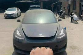 19年纯进口特斯拉TESLA Model S(进口)抵押车