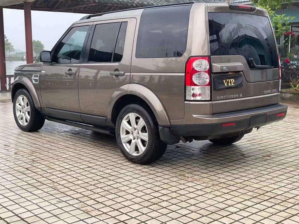 路虎 发现(进口) 2014款 发现(进口) 第四代 3.0 SDV6 HSE 柴油版