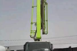 18年9月出厂!53米泵车抵押车