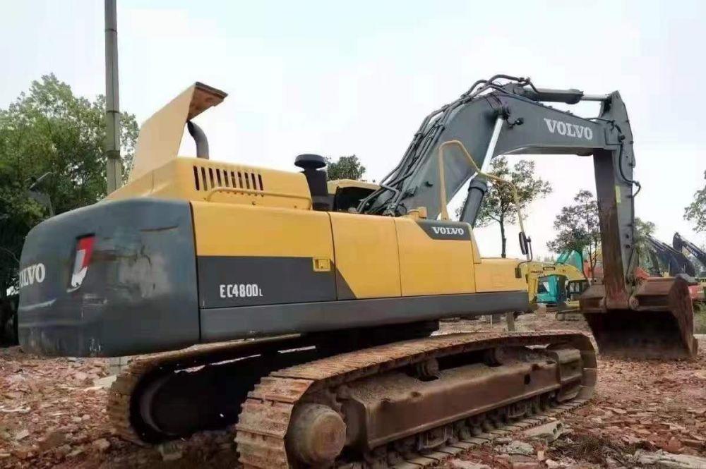 18年沃尔沃480挖机