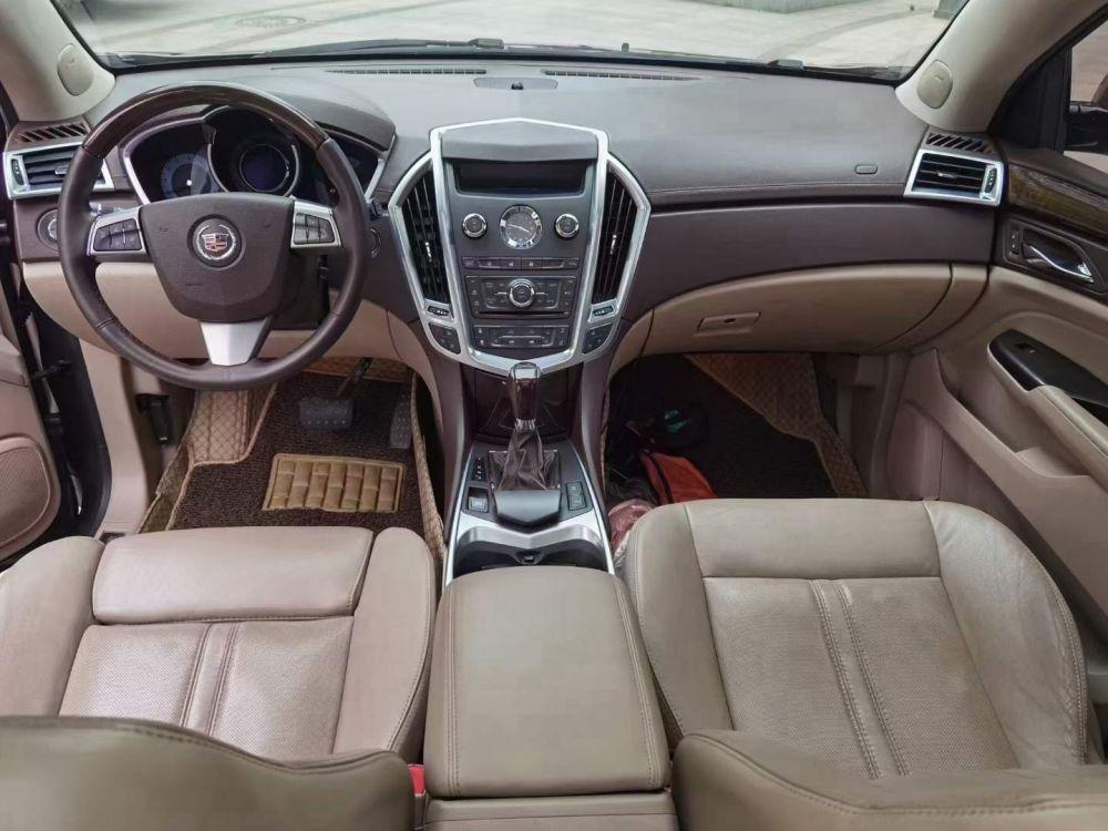 凯迪拉克SRX(进口) 2012款 凯迪拉克SRX(进口) 3.0L 豪华版