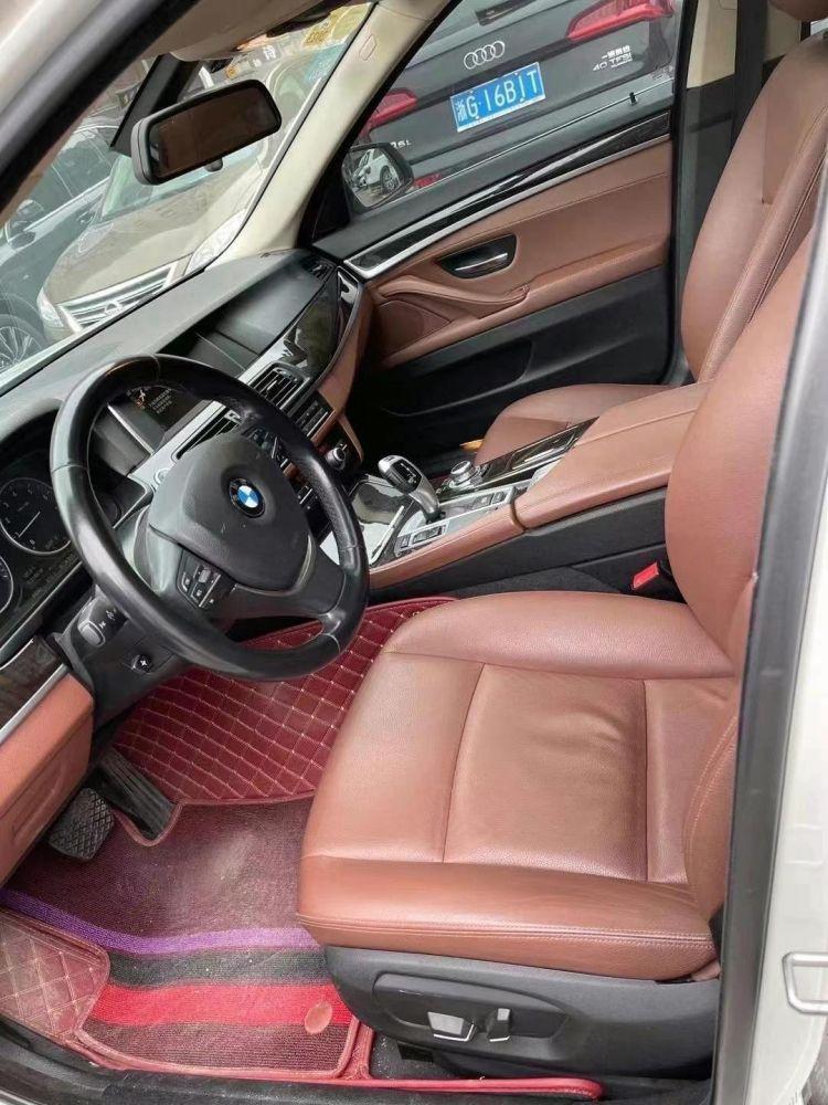 宝马5系 2017款 宝马5系 525Li 领先型