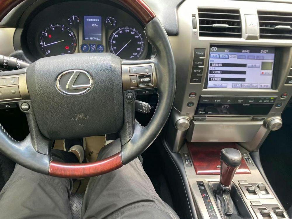 雷克萨斯GX(进口) 2014款 雷克萨斯GX(进口) 400 豪华版