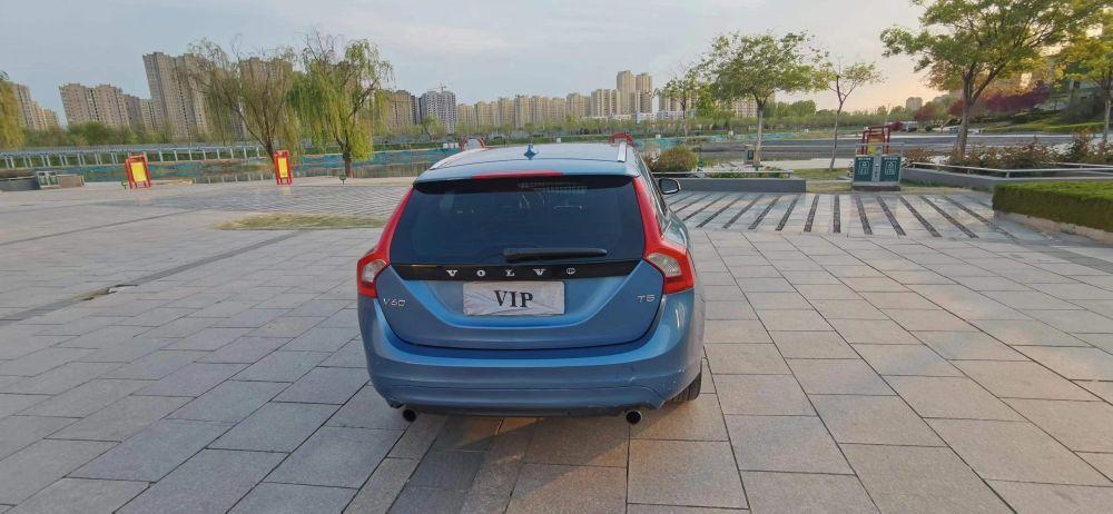 准14年沃尔沃V60沃尔沃V60(进口)