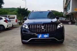 奔驰GL级AMG(进口) 2014款 奔驰GL级AMG(进口) GL63 AMG抵押车