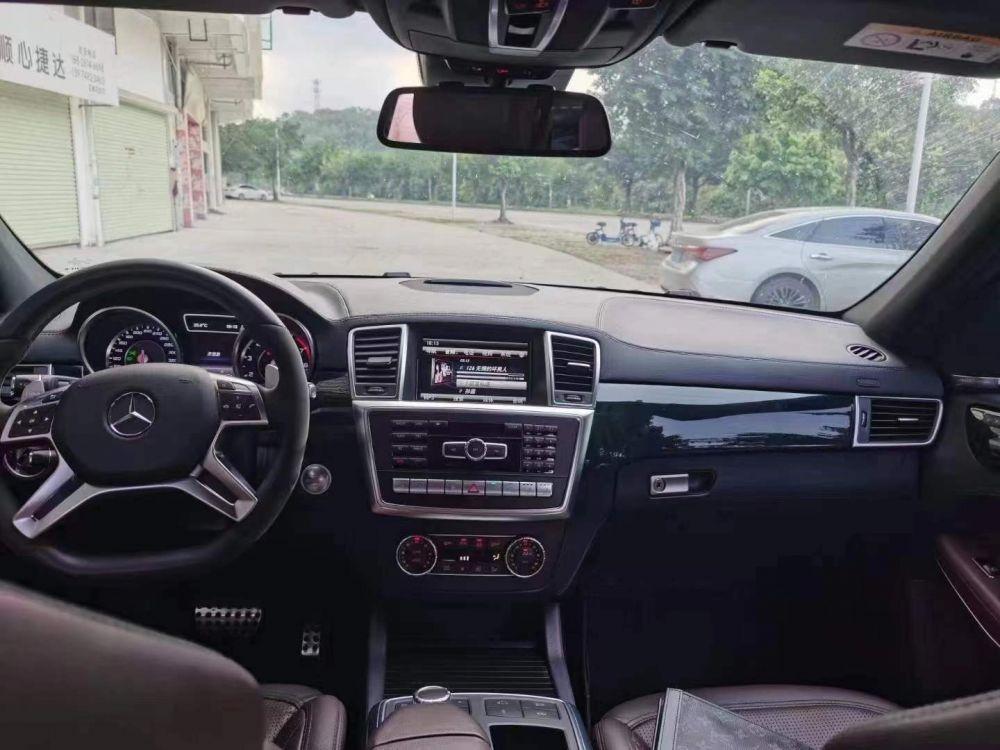 奔驰GL级AMG(进口) 2014款 奔驰GL级AMG(进口) GL63 AMG