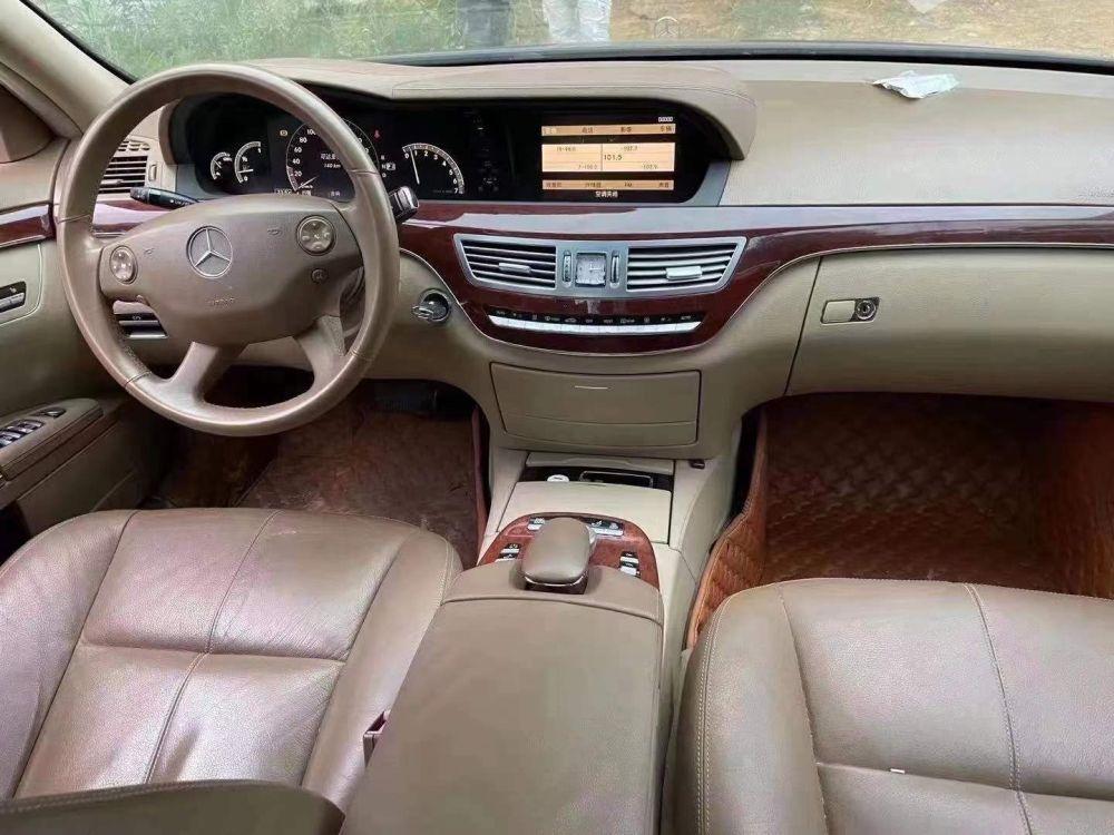 2008年奔驰S300奔驰S级(进口)