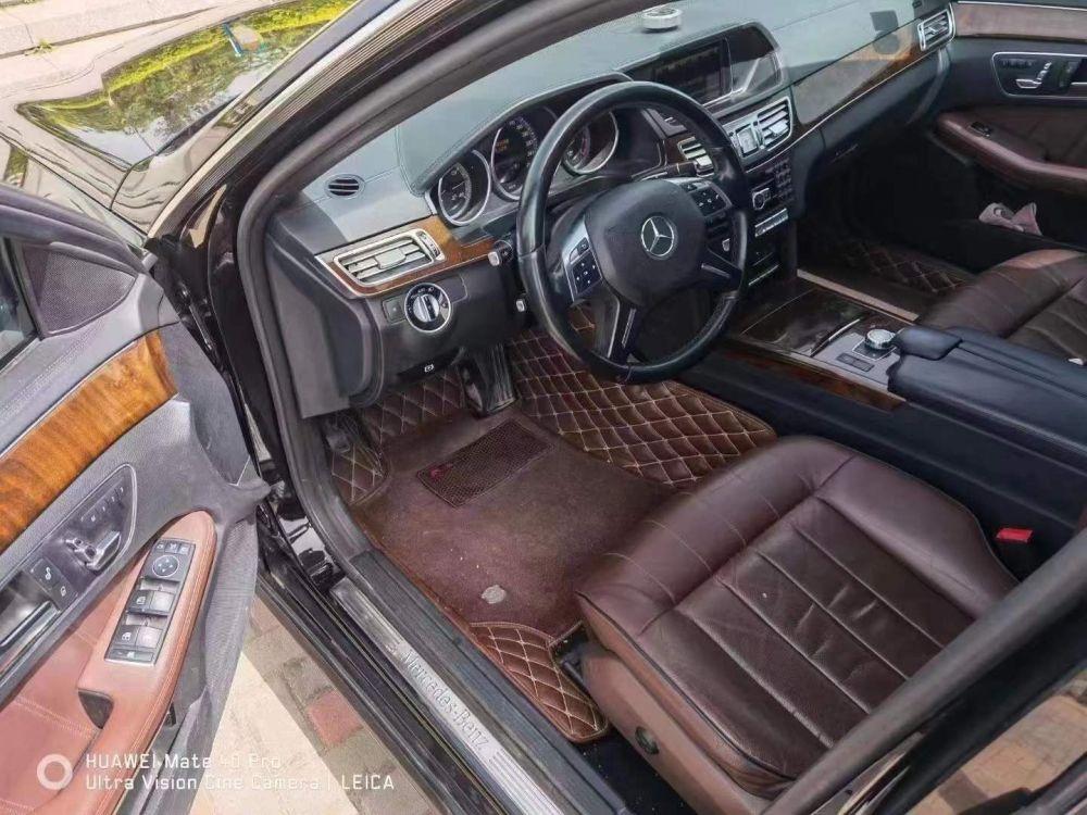奔驰E级 2015款 奔驰E级 E320L 运动型 4MATIC