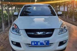江铃 域虎7 2017款 域虎7 2.4T经典版柴油四驱豪华型JX4D24A5L抵押车