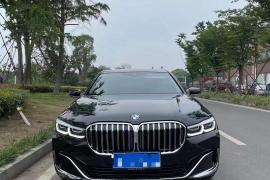宝马7系(进口) 2019款 宝马7系(进口) 730Li M运动套装 抵押车