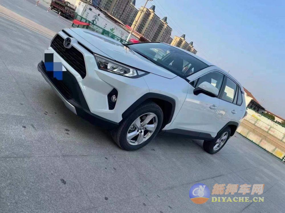 丰田 RAV4荣放 2020款 RAV4荣放 2.0L CVT四驱尊贵版