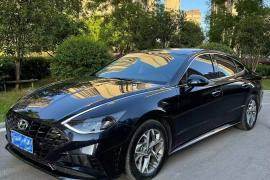 现代 索纳塔十 2020款 索纳塔 380TGDi GS 自动智享版 抵押车