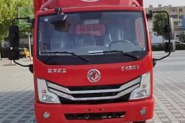 21年东风多利卡,4.2米的货箱抵押车
