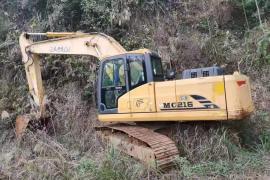 2017年山重 JCM 216 挖机抵押车