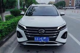 21年广汽传奇GS4,1.5T自动顶配广汽传祺 传祺GS4抵押车
