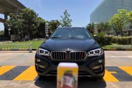宝马X6(进口) 2018款 宝马X6(进口) xDrive28i 抵押车