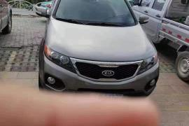 起亚 索兰托(进口) 2012款 索兰托(进口) 2.4L 汽油 豪华版抵押车