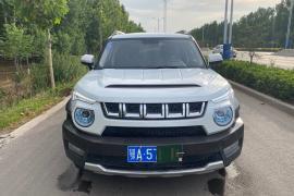 北京北京汽车 北京BJ20 2016款 北京BJ20 1.5T CVT 豪华型抵押车