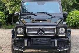 奔驰G级(进口) 2004款 奔驰G级(进口) G500 5.0L 5座抵押车