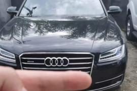 奥迪A8L(进口) 2016款 奥迪A8L(进口) 40 hybrid抵押车