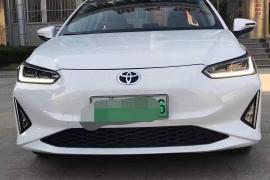 2020年丰田IA5 纯电动新能源抵押车