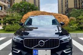 沃尔沃XC60新能源 2018款 沃尔沃XC60新能源 T8 E驱混动 智雅运动版抵押车