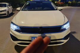 大众 凌渡 2019款 凌渡 230TSI DSG风尚天窗版 国VI抵押车