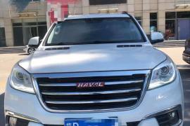 哈弗H9 2017款 哈弗H9 2.0T 汽油四驱尊享型 5座抵押车