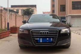 奥迪A8L(进口) 2014款 奥迪A8L(进口) 30 FSI 舒适型抵押车