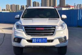哈弗H9 2015款 哈弗H9 2.0T 超豪华型 7座抵押车