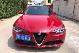 阿尔法·罗密欧 Giulia(进口) 2018款 Giulia(进口) 2.0T 280HP 豪华版抵押车