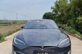 TESLA Model S(进口) 2017款 Model S(进口) P100D抵押车
