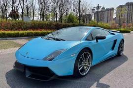 兰博基尼 盖拉多Gallardo(进口)[小牛] 2012款 盖拉多 LP570-4 Super T抵押车