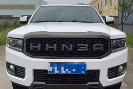 黄海N3 2019款 黄海N3 2.5T手动四驱运动版国VI JE4D25Q6A抵押车