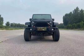 准18年牧马人撒哈拉Jeep 牧马人(进口)抵押车