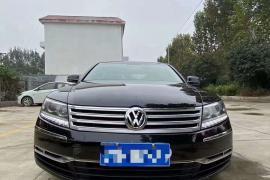 大众 辉腾(进口) 2014款 辉腾(进口) 3.0L 商务型抵押车