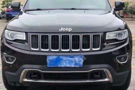 Jeep 大切诺基(进口) 2016款 大切诺基(进口) 3.0L 舒享导航版抵押车
