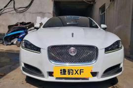 捷豹XF(进口) 2014款 捷豹XF(进口) 2.0T 豪华版抵押车